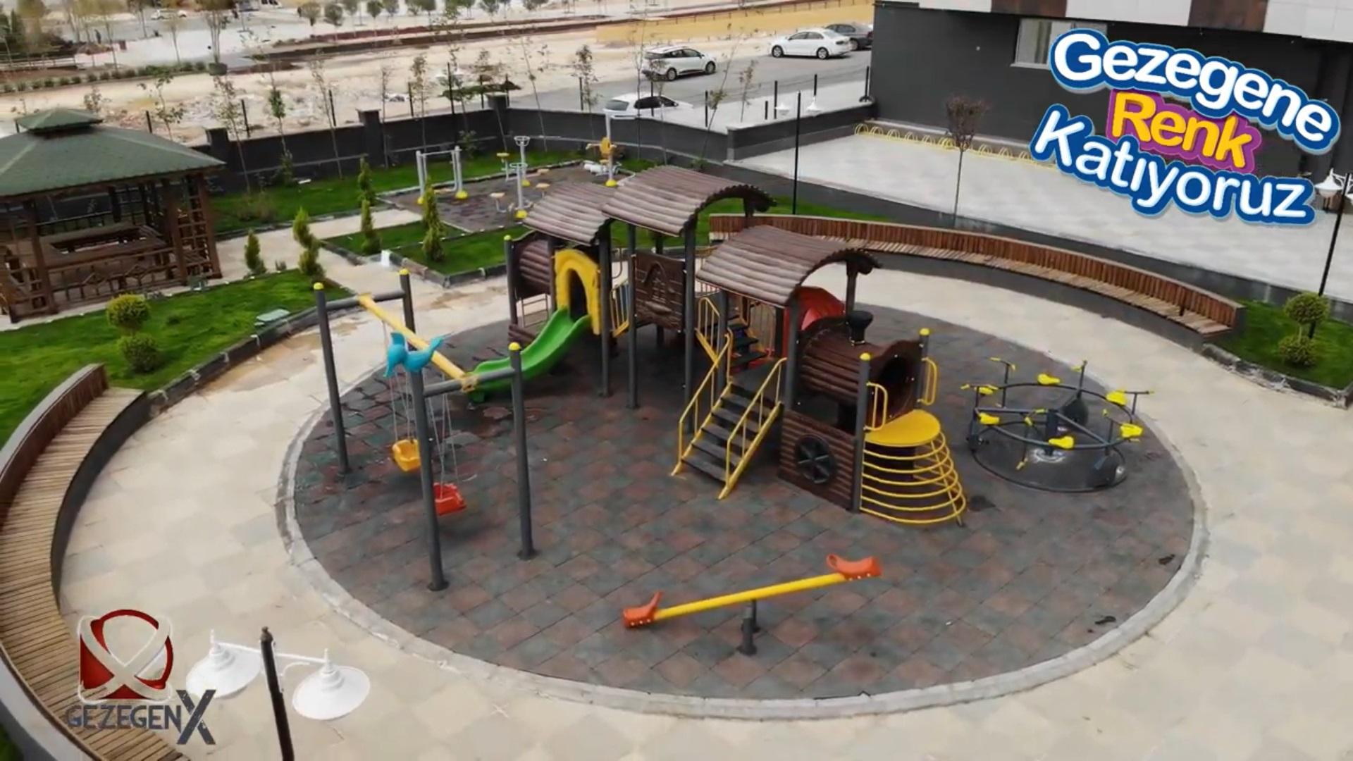 çocuk oyun parklarında alınması gereken güvenlik tedbirleri