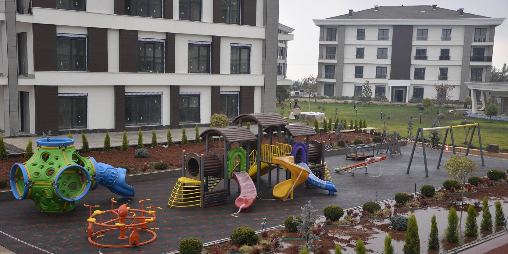 Çocuk oyun parkı nedir? Faydaları Nelerdir? Nasıl olmalıdır?